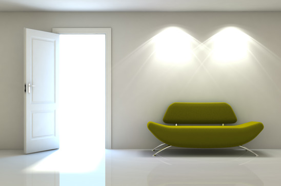 photodune-2506695-3d-interior-scene-of-a-green-couch-on-white-wall-xs